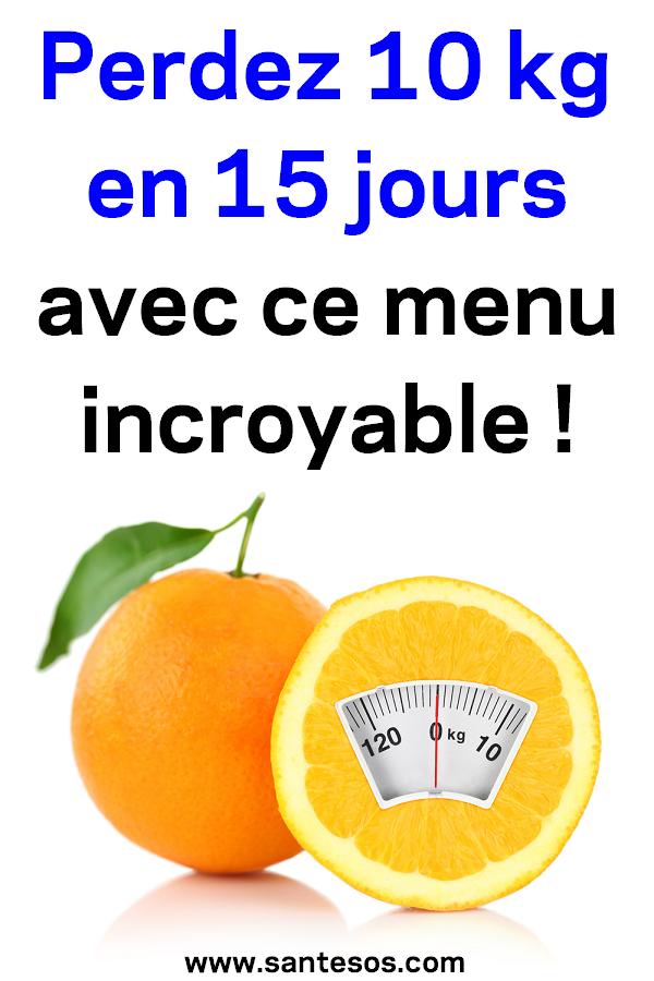 perdre du poids naturellement en 15 jours soza perte de poids nouvelle orléans