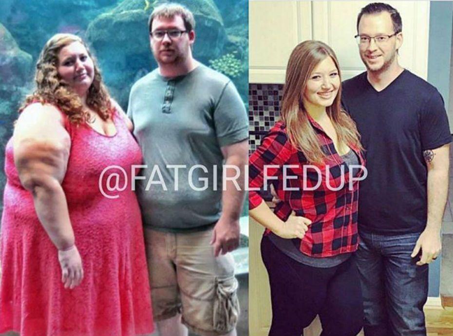 les couples perdent du poids