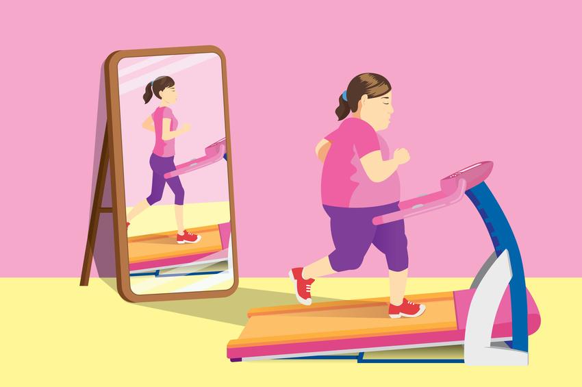 devrais-je perdre du poids avant la transition