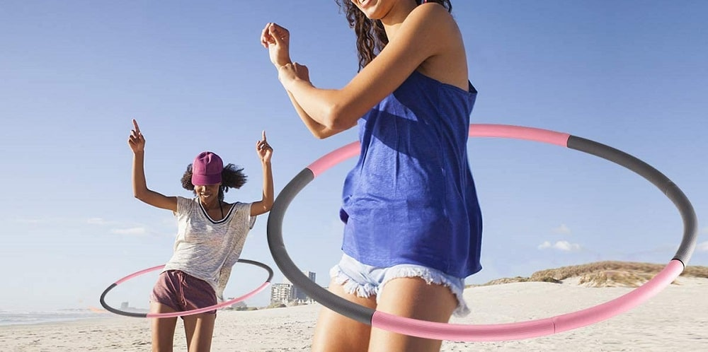 histoires de perte de poids hula hooping