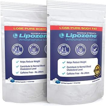Quels sont les ingrédients du Lipozène? - The healthy post