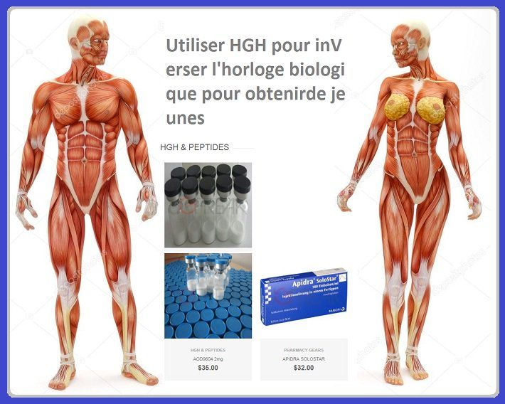 hgh injection prix