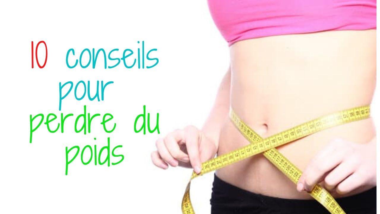 10 conseils pour perdre du poids facilement