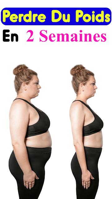 10 lb de perte de poids en 3 semaines