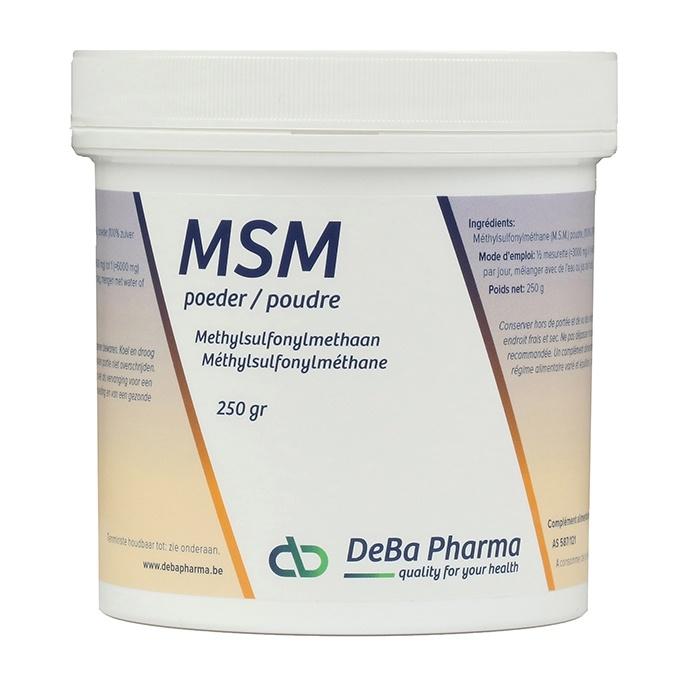 MSM anti inflammatoire naturel de la marque Active-Power