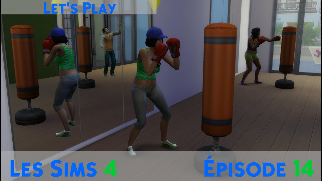 Sims 4 perdre du poids, les infos
