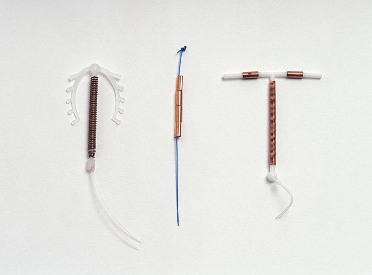 Stérilet : hormonal ou en cuivre, lequel choisir ? - Marie Claire