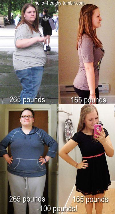 perte de poids avant et après tumblr