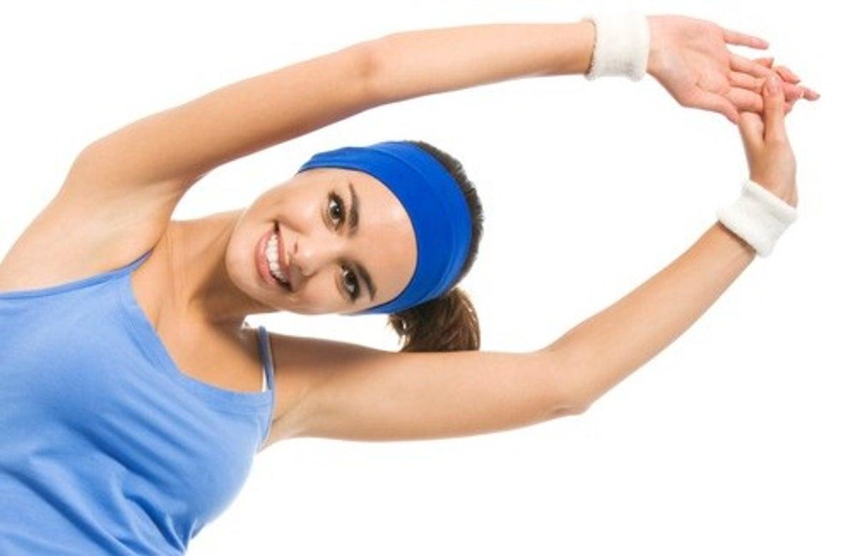 étirements pour brûler les graisses comment perdre la graisse des hanches arrière
