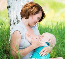 AA 55 : Régime et allaitement