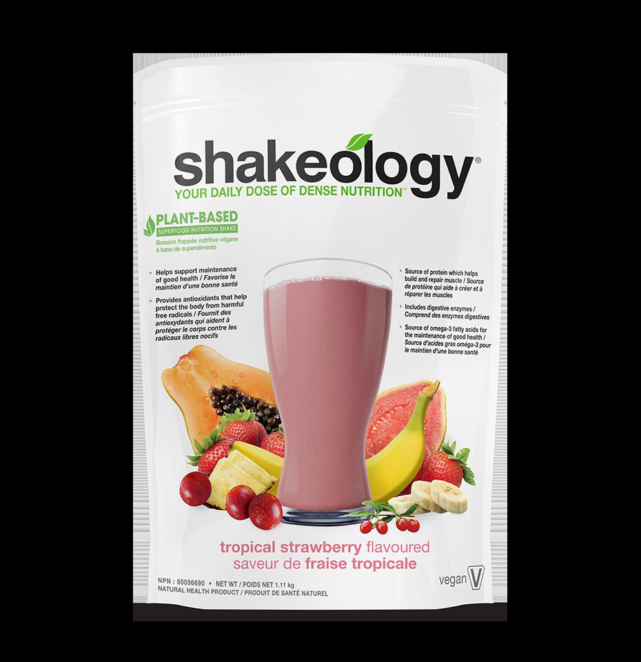 shakeology pas de perte de poids