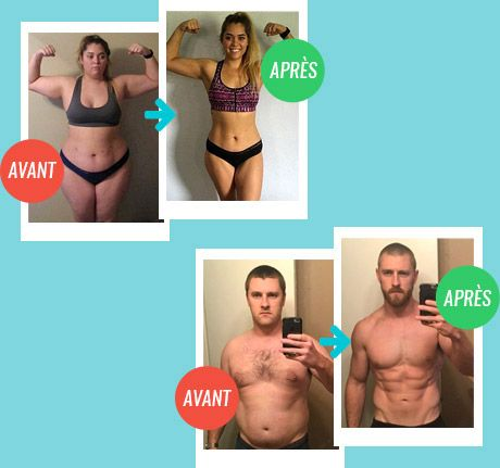 perdre de la graisse corporelle deux semaines