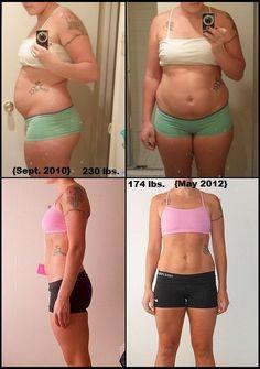 30 lb de perte de graisse