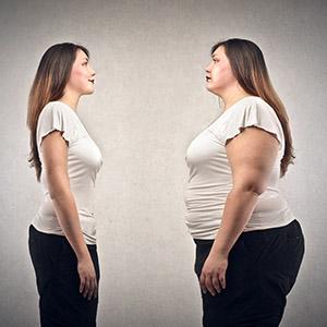 je perds du poids si je ne mange pas