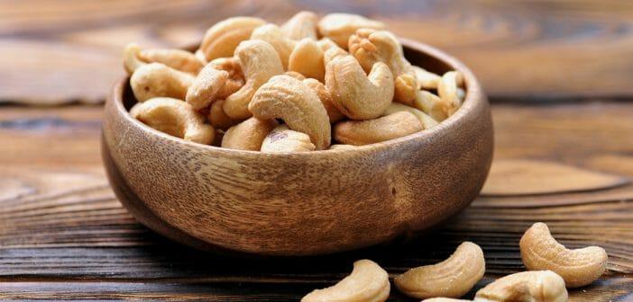 Les noix de cajou sont-elles bonnes pour perdre du poids