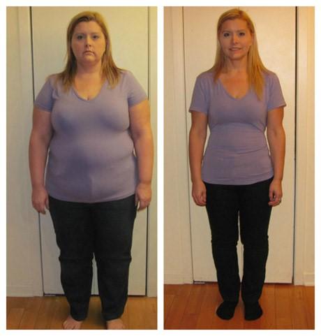 avant et après la perte de poids 25 livres porte-clés charme de perte de poids