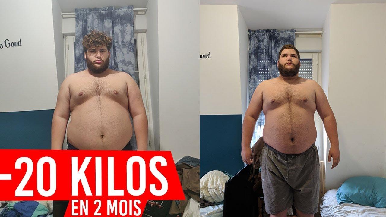 poids transformation de perte de poids