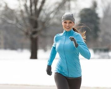 perdre du poids quand il fait froid