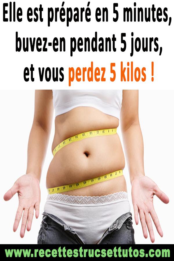 perdre du poids en 32 jours