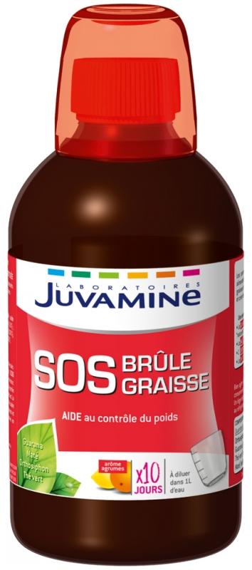 Super Diet Quatuor Guarana Brûle-Graisse Bio 20 Ampoules
