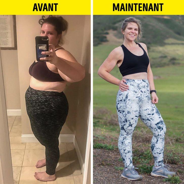Elle perd 60 kilos en un an et révèle ses cinq astuces pour maigrir