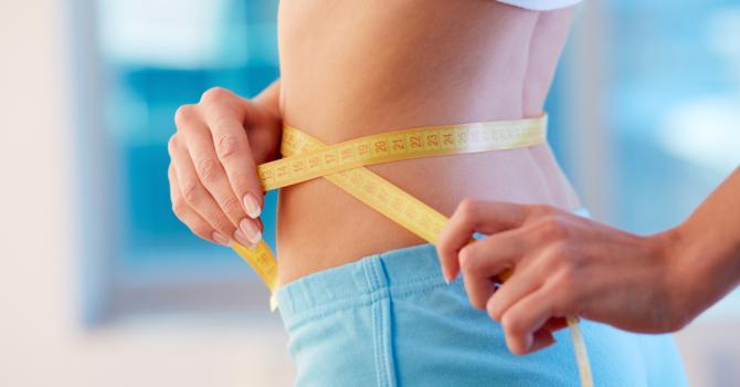 6 kg de perte de poids en une semaine