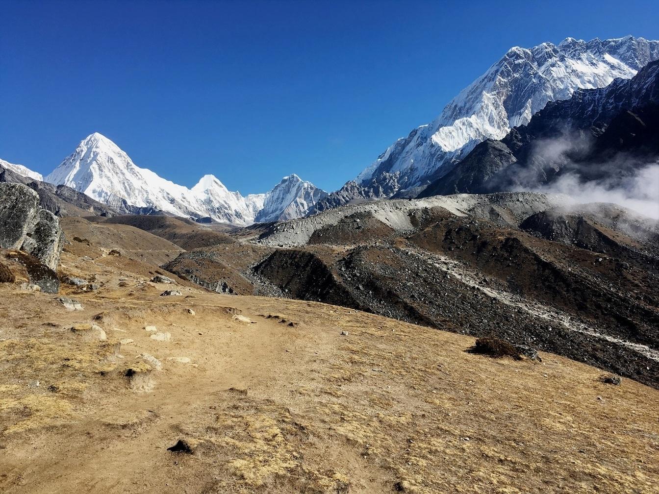 perte de poids Everest Base Camp