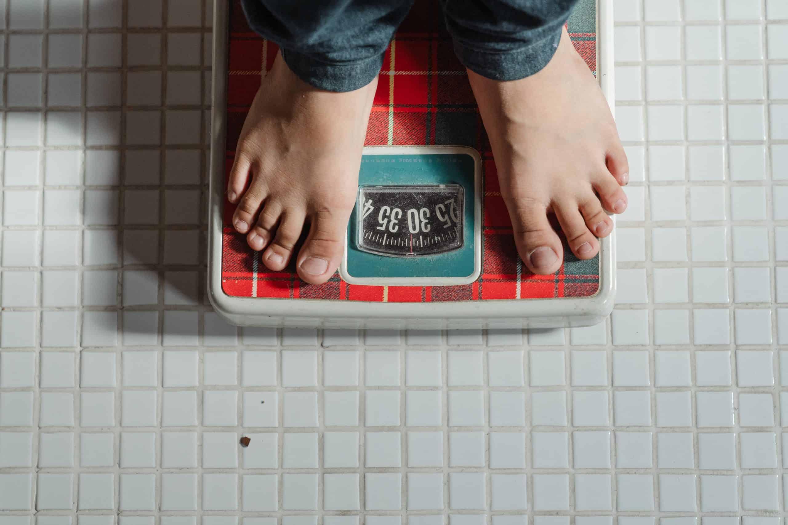 dentiste et perte de poids