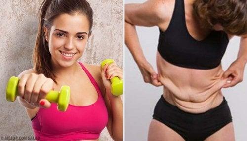 perte de poids rapide pas saine