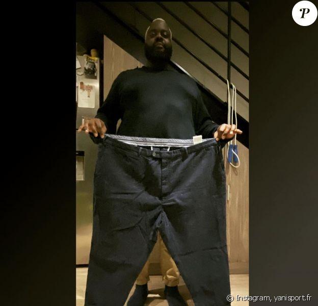 le chef aj perd du poids