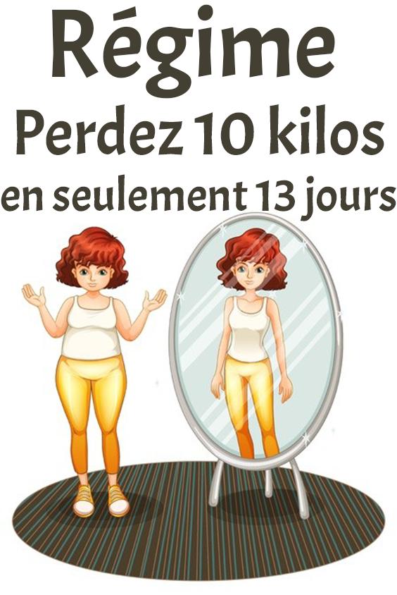 poids perdre 20 livres