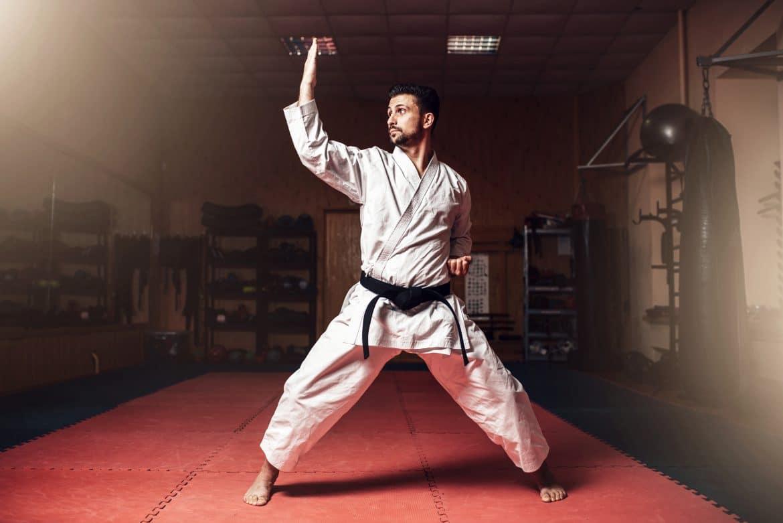 la perte de poids des athlètes de judo