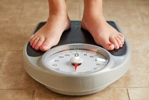 succès de la perte de poids après 40 ans