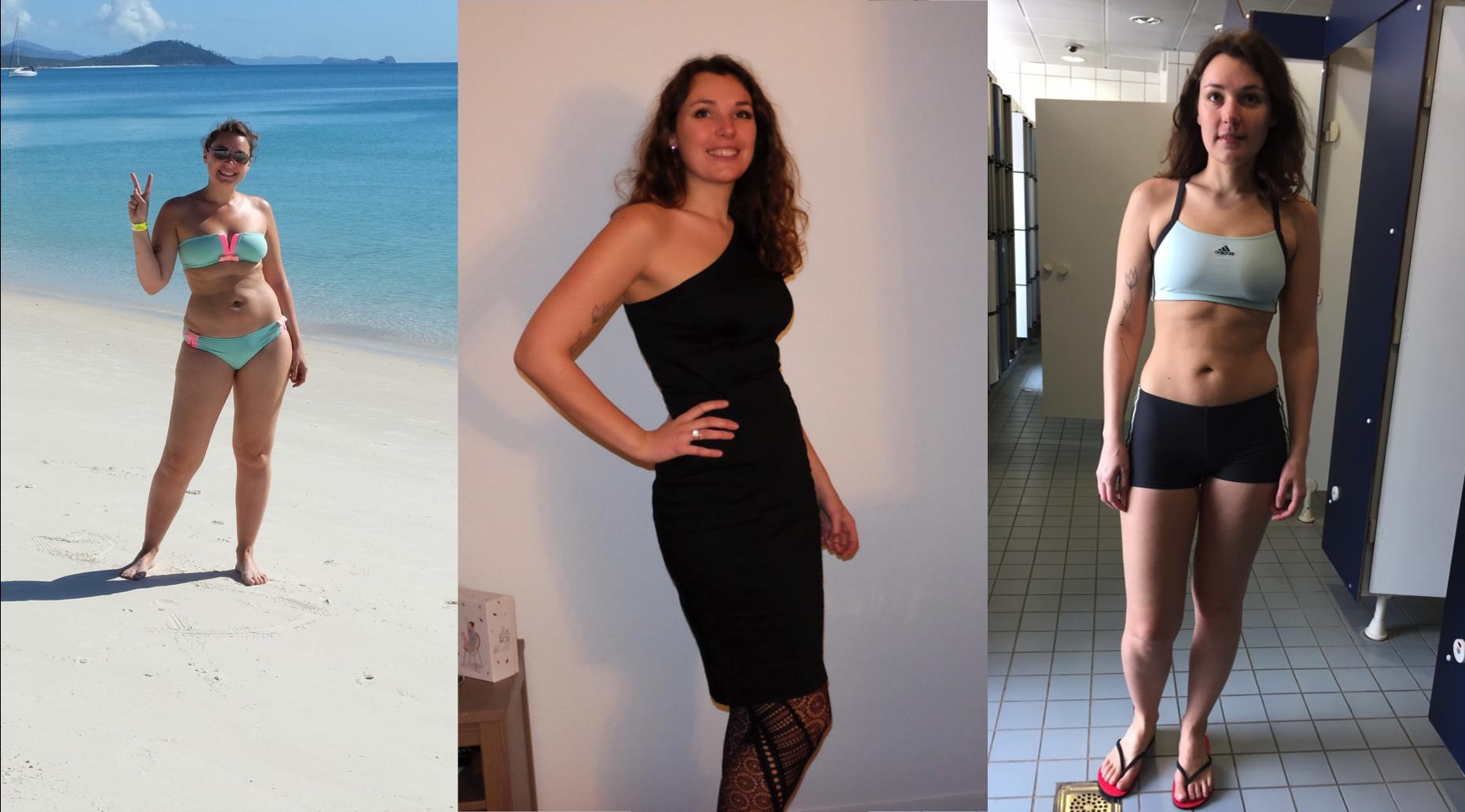 Perte de poids de 50 lb en 6 mois