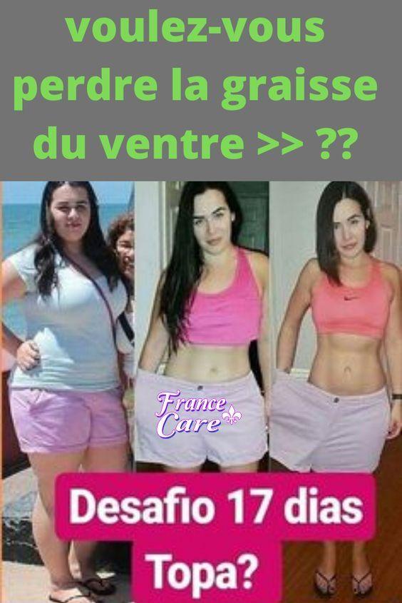 perdre du poids à court terme