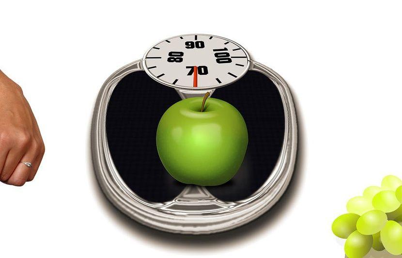 perte de poids gfcf