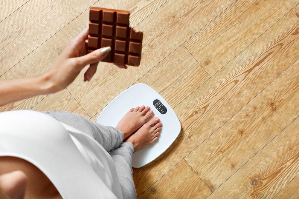 toute personne perd du poids après larrêt de lallaitement