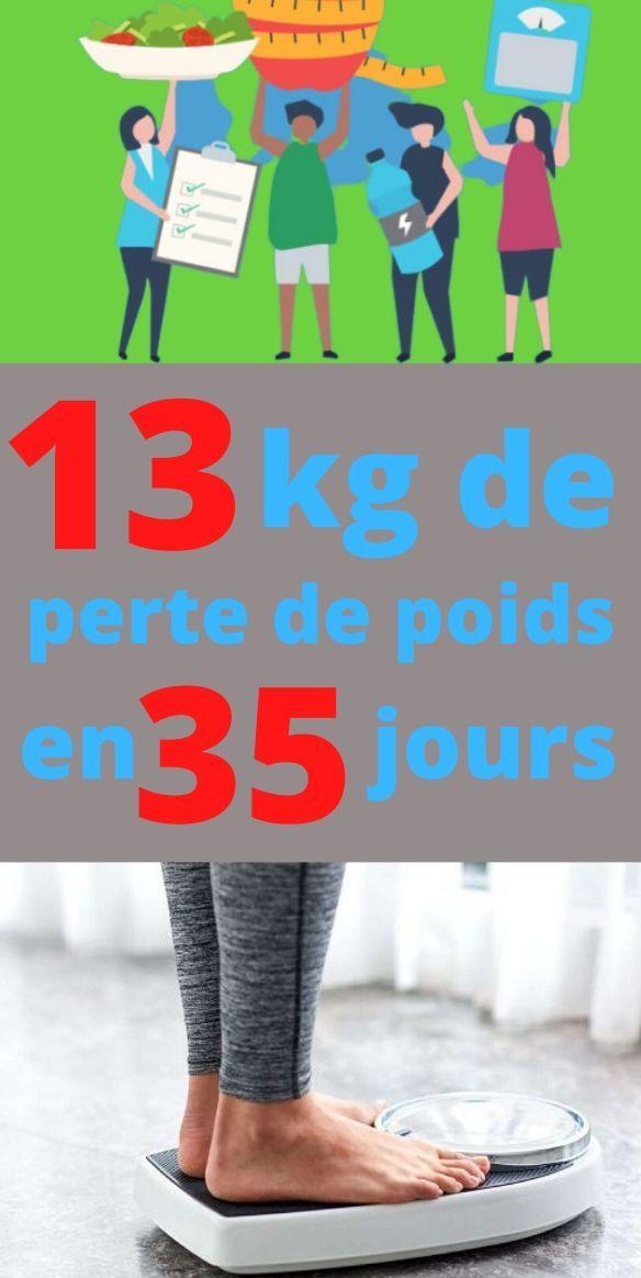 Les étapes exactes qui m'ont aidé à perdre 35 kilos