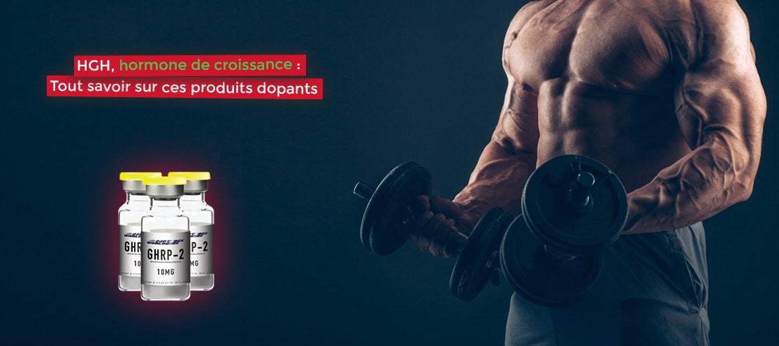 Dopage : l'hormone de croissance, efficace et indétectable