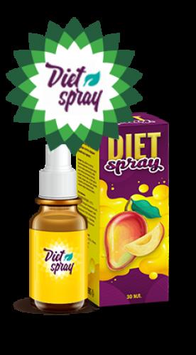 perdre du poids spray bouche