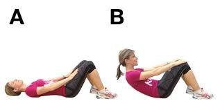 meilleurs redressements assis pour perdre du poids