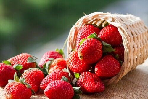 La fraise, une alliée pour mincir ?