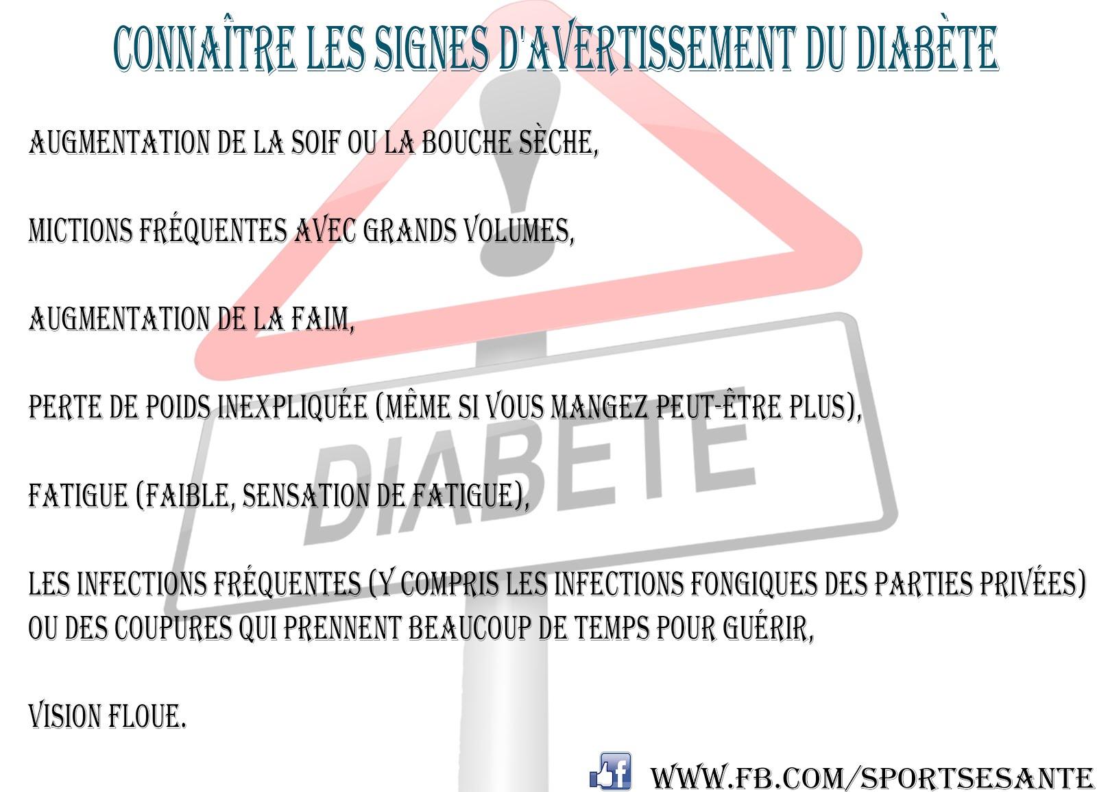 DIABÈTE : 10 SYMPTÔMES À CONNAÎTRE | DiabeteMagazine