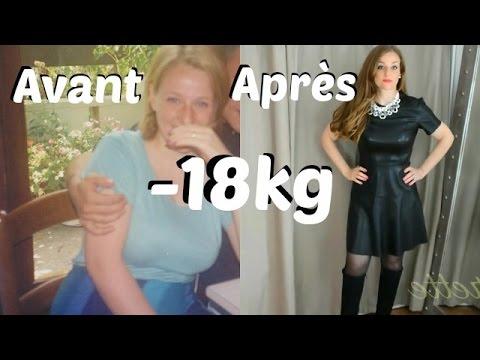 60 kg de poids perdus