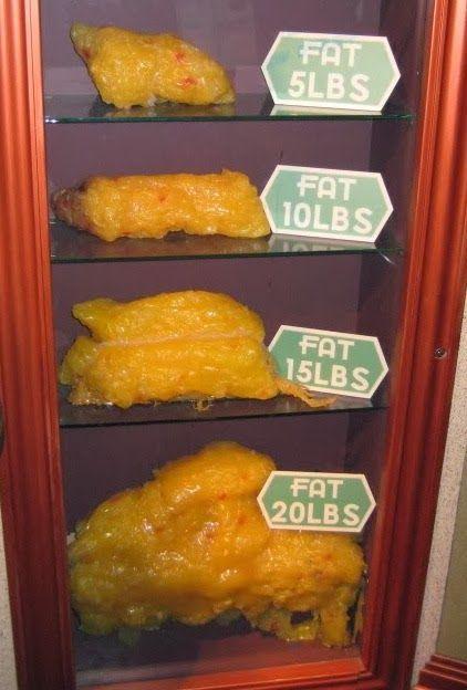 60 lb de perte de graisse ne pas remarquer de perte de graisse