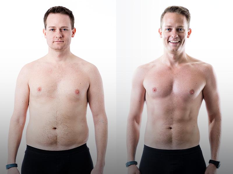 histoires de réussite de perte de poids de plus de 40 ans
