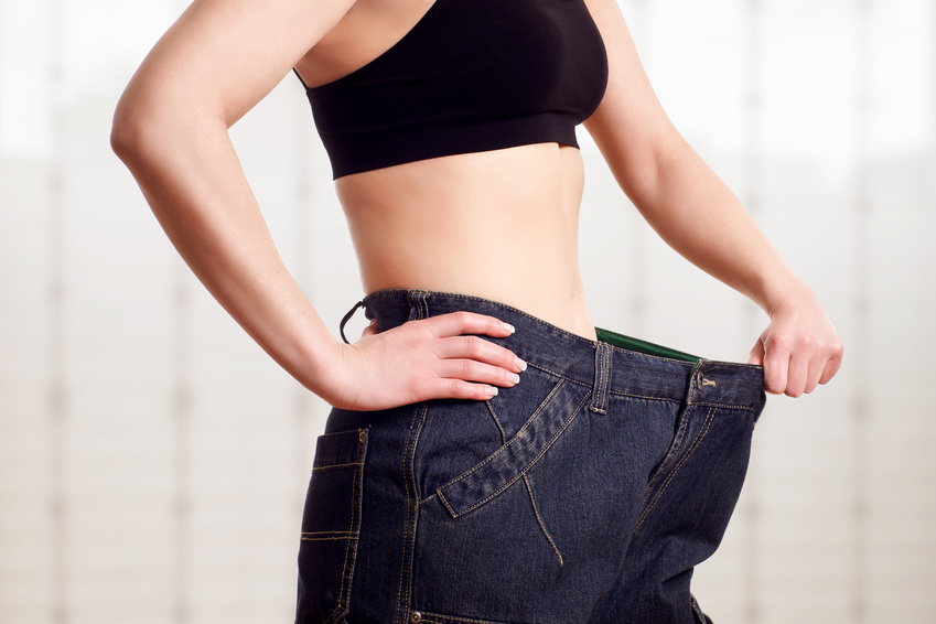comment perdre du gras mais garder ses courbes