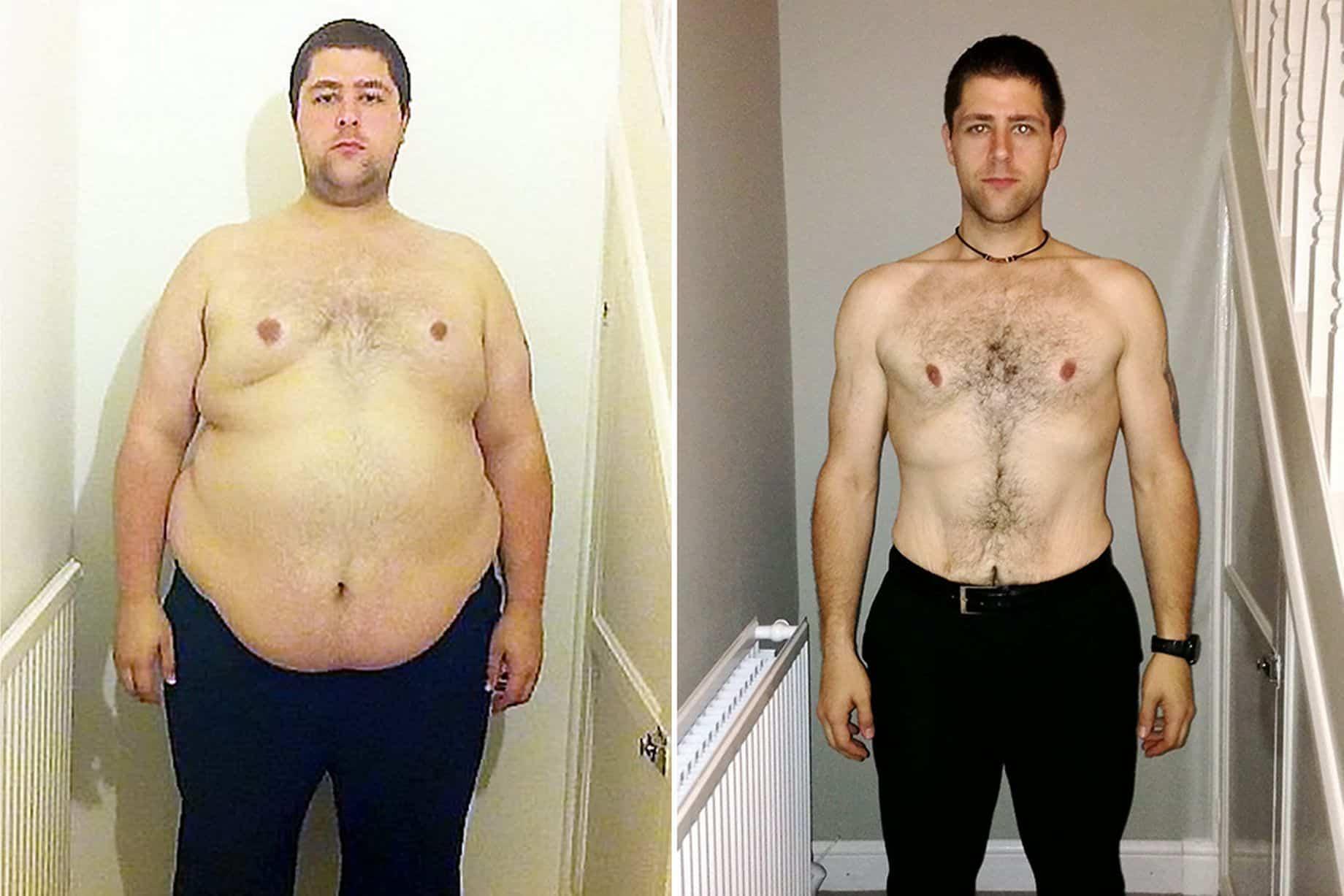 comment perdre du poids rapidement pour un homme