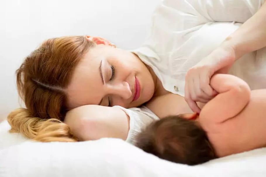 Perdre du poids avec l'allaitement