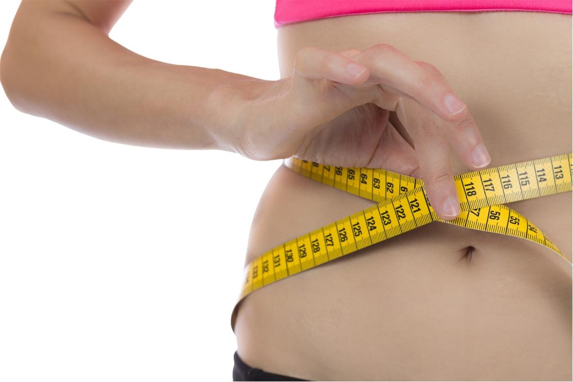 points intelligents de la zone de perte de poids dotties